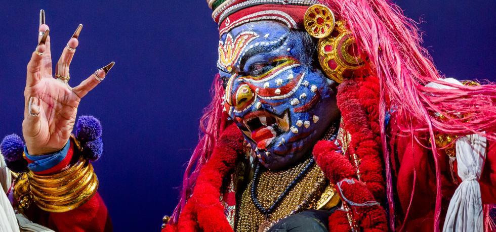 Kathakali, Nuffield Southampton Theatres